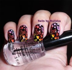 Nails by Malinka: Born Pretty Store plate BP-L023