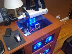 PC Modding desk (2/2)