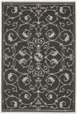 natural/cocoa. Tendril Area Rug - Outdoor Rugs - All Weather Rugs - Rugs | HomeDecorators.com