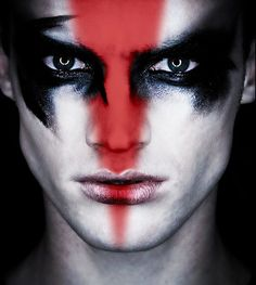male dancer makeup ideas - Google Search                                                                                                                                                                                 More