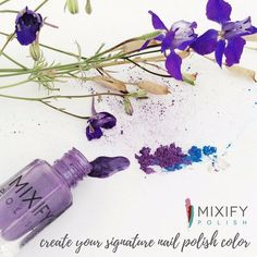 Inspired by nature. What's your inspiration?  #MixifyPolish #inspiration #myuncommongoods #colorcolourlovers #colortherapy #consciousbeauty #gift #unique #giftforteens #blue #fashionaddict #sfetsy #glitter #holonails #livecolorfully #instanails #nailfie #nailart #ootd #trendscout #bblogger #candyminimal #musthave #nailpolish #ontrend #Christmas2016 #gifts #stockingstuffer #xmas #etsy