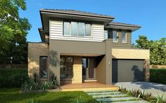 The Astoria Home - Browse Customisation Options | Metricon