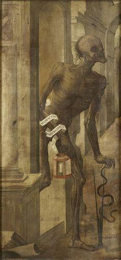 Gaspard, Danse Macabre, Gothic Horror, Death, Paintings, Fine Arts Museum, Fine Art Paintings, Paint, Painting Art