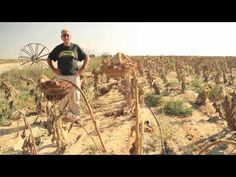 Recycling Water in the Negev Desert, Israel - YouTube
