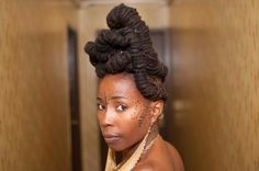 loc styles for black women | images of unique loc updo black women natural hairstyles wallpaper