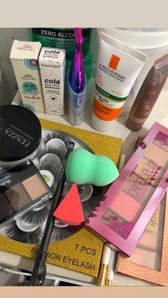 Glam Makeup, Skin Makeup, Beauty Makeup, Snapchat Makeup, Makeup Pallets, Eye Makeup Steps, Bts Beautiful, Face Skin Care, Skin Cream