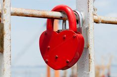 Heart Lock by Benjaminlion on @creativemarket