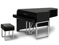 Modern Piano by the Audi Design Foundation with Bösendorfer