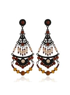 Vintage Bohemian Style Tassel Earrings