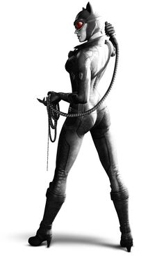 Catwoman - Pictures & Characters Art - Batman: Arkham City