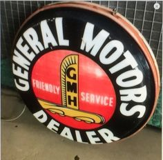 A Very rare 1948 Holden light up sign that sold recently at auction for $21,000 AU