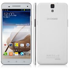 DOOGEE MAX DG650s Smartphone 6.5 Inch FHD Screen MTK6592 Octa Core Android 4.2 OTG--$339.99
