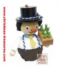 Steinbach Ornament Beer Master