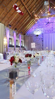 Réception de mariage de Fabienne et Xavier - 5 mai 2018 à la ferme Quentel à Gouesnou.