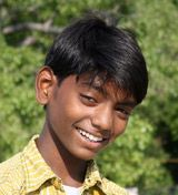 """""""LAter in life I want to be an Bollywood actor or a psychologist"""" - Kaushal Kumar - Photographers - FairMail - Fair Trade"""