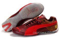 http://www.okkicks.com/mens-puma-ferrari-in-red-brown-gray-cheap-to-buy-sa2rn.html MEN'S PUMA FERRARI IN RED/BROWN/GRAY CHEAP TO BUY SA2RN Only $86.00 , Free Shipping!