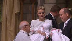 Charlène und Albert: Die schönsten Bilder der Monaco-Taufe