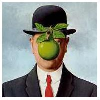 Belgian surrealism by Magritte