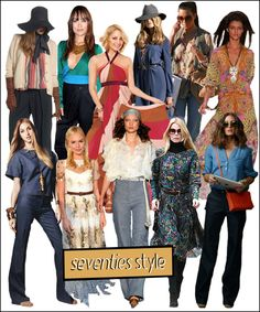 fashions of the 70s | iamyardrock – SEVENTIES FASHION TREND IN FASHION TODAY