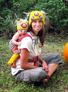 25 Babywearing Costume Ideas (That won't make you look like a Racist Asshole)