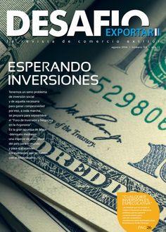 Revista Desafío Exportar N° 133. (Argentina, agosto 2016)