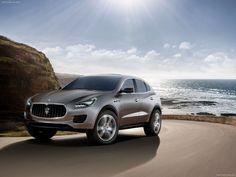 2015 Maserati Levante SUV #cars #SUV #luxury #vehicles