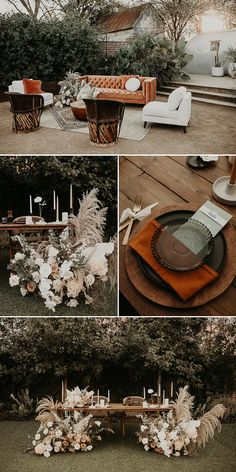 Winter Wedding Flowers, Rustic Wedding Flowers, Boho Wedding Decorations, Wedding Flower Arrangements, Floral Wedding, Modern Wedding Inspiration, Wedding Ideas, Table Designs, Sweetheart Table