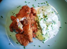 http://derultimativekochblog.com/post/28827790683/fischstaebchen-mit-gurkensalat