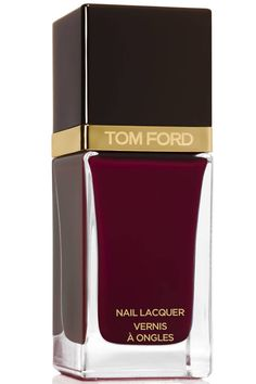 Girl On Fire: Fall's 10 Prettiest Red Polishes