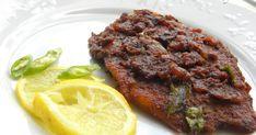 Recipe for Nadan Meen pollichathu - A true Kuttanadan Delicacy   Ingredients:-  To marinate fish:- Bowl 1   Fish -fillet or steak cut ...