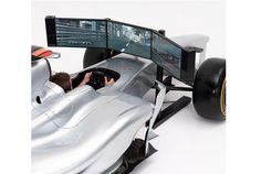 FMCG International  F1 Driving Simulator