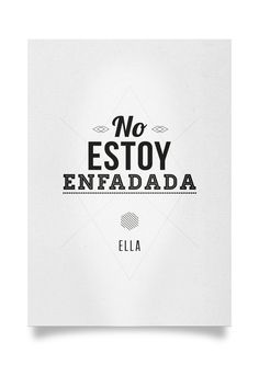 Postales tipográficas by Alicia López, via Behance