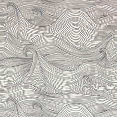 Lines  #draw #art #waves