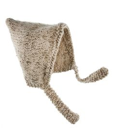 Take a look at this Tan Marled Forest Path Knit Hat on zulily today!