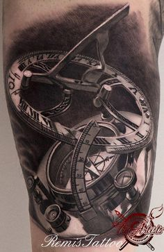 Tattoo Artist: Remis Cizauskas