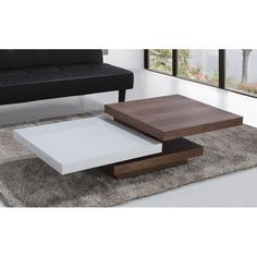 Beliani Aveiro Designer Coffee Table | Wayfair