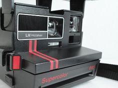 Polaroid Supercolor 645 - RARE!!!!