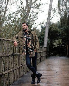 "The photo ""Baris Arduç - Cosmopolitan Man Magazine Pictorial [Turkey] (November has been viewed 241 times. Turkish Men, Turkish Fashion, Turkish Actors, Turkish Coffee, Man Magazine, Face Photography, Girl Falling, Actor Model, Comfortable Outfits"