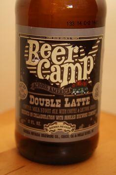 Sierra Nevada - Beer Camp Double Latte - Very nice want more