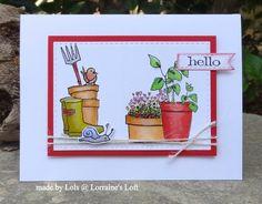 garden grow | collection of cards