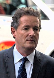 Piers Morgan - the next Larry King