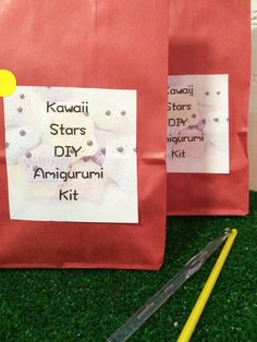 DIY Stars Amigurumi Kit