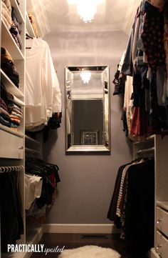 Mastering The Closet - An IKEA Pax Hack