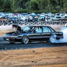 Running a big block on methanol with a Littlefield blower, KARMA is one tough as f*ck Calais. My Dream, Cars, Street, Big, Instagram Posts, Running, Collection, Autos, Keep Running