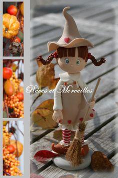 Christmas 2014, Christmas Ornaments, Polymer Clay Dolls, Clay Figures, Pasta Flexible, Fairy Dolls, Sugar Art, Cold Porcelain, Plush Dolls