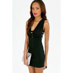 Tobi Makayla Bodycon Dress ($26) ❤ liked on Polyvore