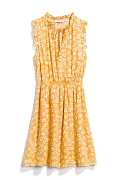 Love this dress style but not sure about yellow because I'm so pale