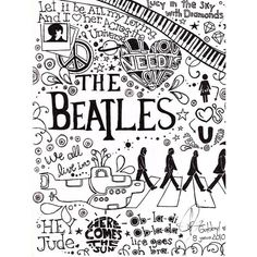 Fuck Yeah The Beatles ❤ liked on Polyvore featuring beatles, backgrounds, the beatles, pictures, text and fillers