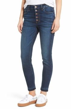 Main Image - STS Blue Ashley High Waist Ankle Skinny Jeans