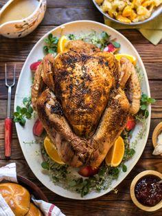 Braised Apple Cider Turkey - Shady Brook Farms® turkey
